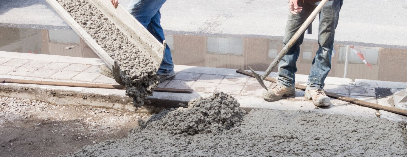 ready mix concrete delivery service in germantown, pa